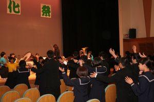 吹奏楽演奏の写真